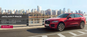 The Jaguar F-PACE