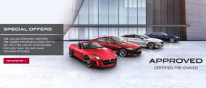 Find special offers on the latest Jaguars