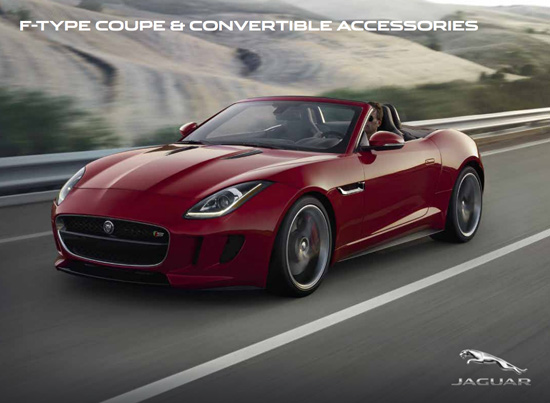 F-TYPE Accessories